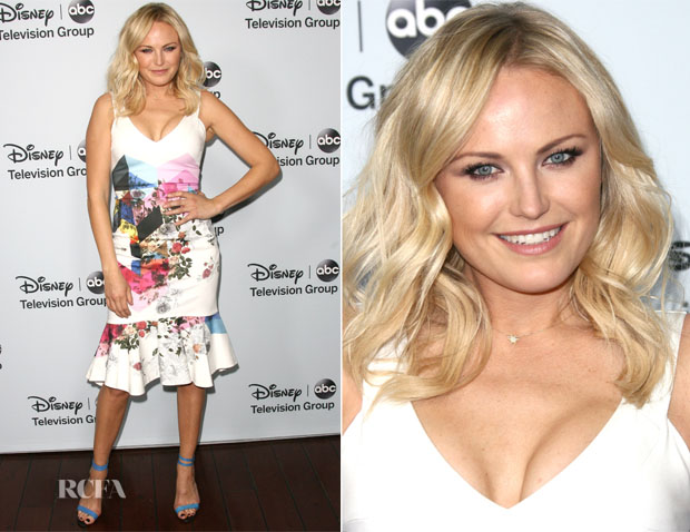 Malin Akerman In Preen - Disney ABC Television Group's 2014 Winter TCA Party