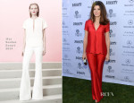Marisa Tomei In Wes Gordon - Variety's Creative Impact Awards And 10 Directors to Watch Brunch