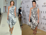 Mary Elizabeth Winstead In Osman - ELLE's Annual Women In Television Celebration