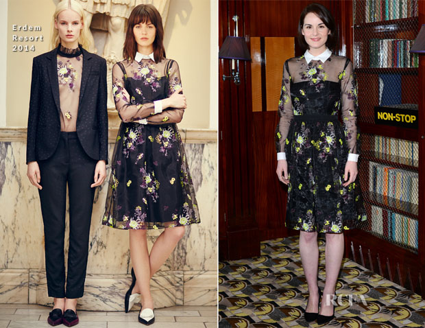 Michelle Dockery In Erdem -  'Non Stop' London Photocall