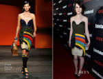 Michelle Dockery In Prada - Entertainment Weekly's SAG Awards Nominees Party