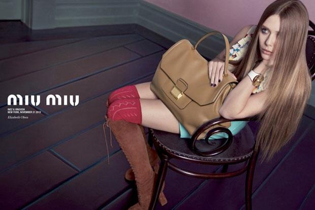 Miu Miu Spring 2014 ad campaign (4)