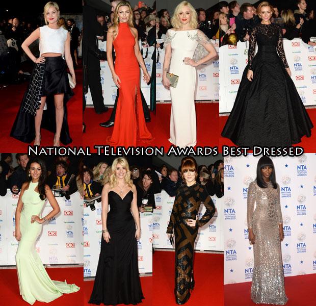NTAs Best Dressed