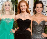 Nail Trend Spotting: 2014 Golden Globes Moody Darks