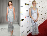 Naomi Watts In Marchesa - G'Day USA Los Angeles Black Tie Gala