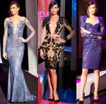 Nieves Alvarez In Zuhair Murad Couture, Andrew Gn & Pinko - Solo Moda