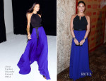 Olivia Munn In Juan Carlos Obando - HBO's Golden Globe Awards After-Party