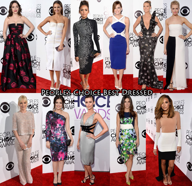 People's Choice Best Dressed 2
