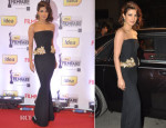 Priyanka Chopra In Alexander McQueen - 2014 Idea FilmFare Awards