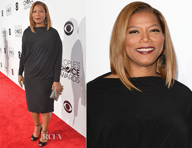 Queen Latifah In Angela Dean - 2014 People's Choice Awards
