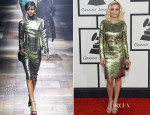 Rita Ora In Lanvin - 2014 Grammy Awards