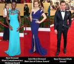 Fashion Critics' 2014 SAG Awards Roundup
