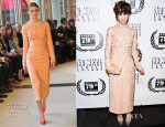 Sally Hawkins In Emilia Wickstead - New York Film Critics Circle Awards