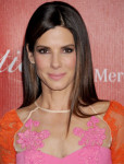 Get The Look: Sanda Bullock's Rosy Spring Beauty Look