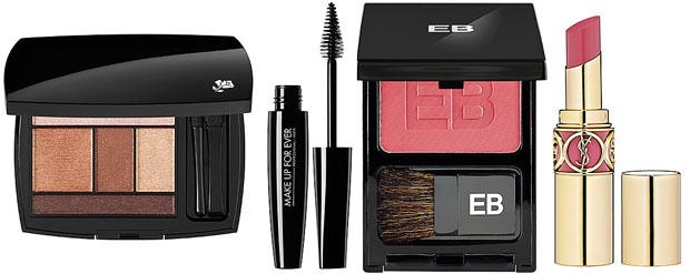 Sandra Bullock Rosy makeup