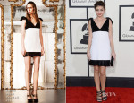 Sarah Hyland In Emilio Pucci – 2014 Grammy Awards