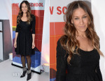 Sarah Jessica Parker In Tracy Reese - The New School University Center Grand Opening
