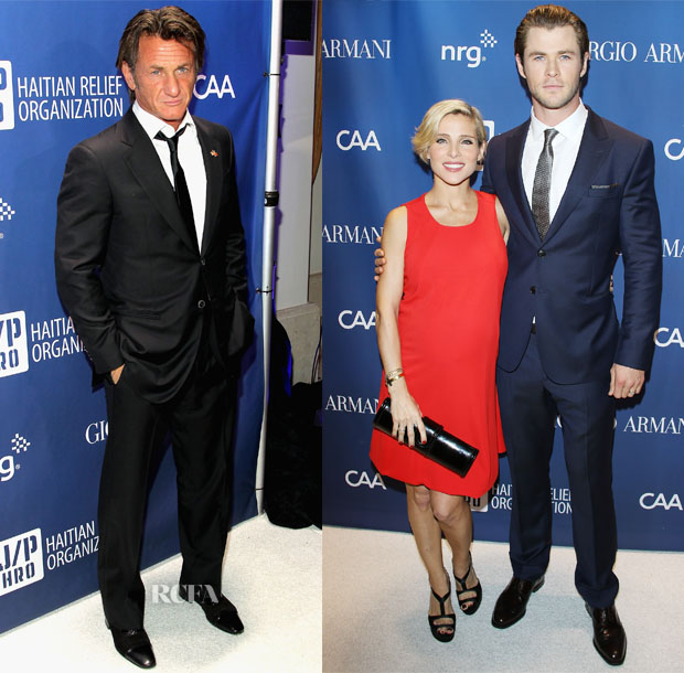 Sean Penn 3rd Annual Help Haiti Home Gala Red Carpet Roundup