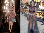 Sophia Bush In Monique Lhuillier - Extra