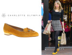 Taylor Swift's Charlotte Olympia 'Sagittarius' Birthday Loafers