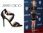 Taylor Swift's Jimmy Choo 'Lottie' Sandals