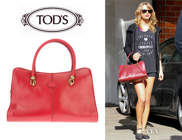 Taylor Swift's Tod's Tote