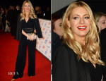 Tess Daly In Max Mara - National Television Awards 2014