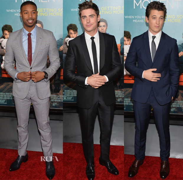 'That Awkward Moment' LA Premiere Menswear Roundup
