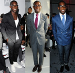Tinie Tempah @ The London Collections: Men Autumn/Winter 2014