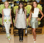 Tory Burch Rodeo Drive Flagship Opening