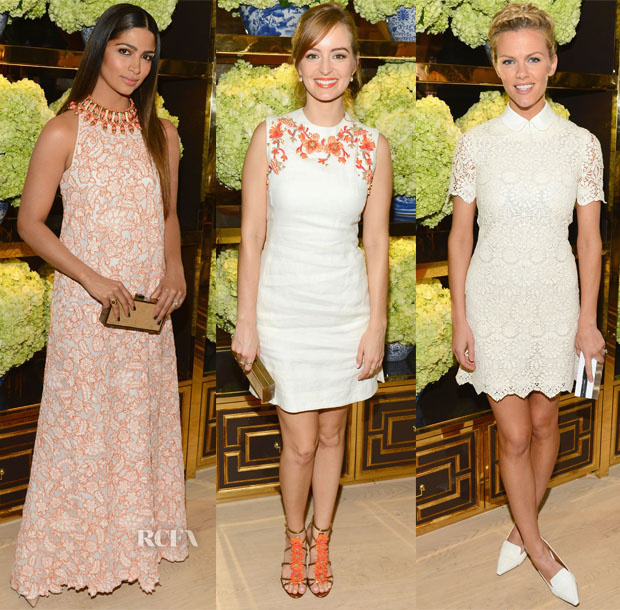 Tory Burch Rodeo Drive Flagship Opening 2