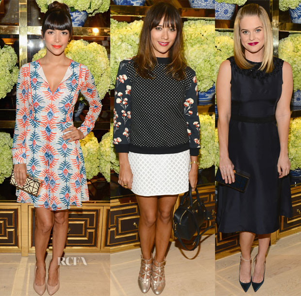 Tory Burch Rodeo Drive Flagship Opening 4