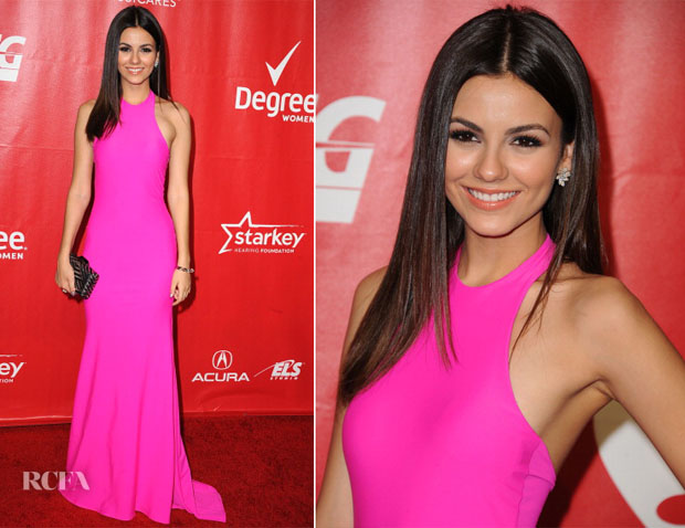 Victoria Justice In Michael Costello - 2014 MusiCares Person Of The Year Honoring Carole King