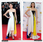 Who Wore Christian Dior Better...Marion Cotillard or Aura Garrido?
