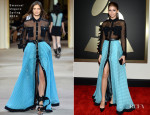 Zendaya Coleman In Emanuel Ungaro - 2014 Grammy Awards