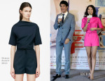Zhang Ziyi In Osman - 'My Lucky Star' Press Conference