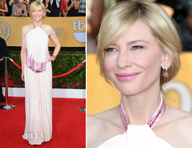 Cate Blanchett In Givenchy – 2014 SAG Awards