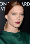 Get the Look: Lea Seydoux's Moody Makeup