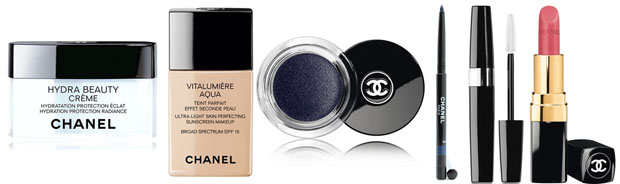 keira Chanel Makeup