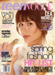 Lea Michele for Teen Vogue March 2014
