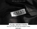 Get Up To 70% Off Net-A-Porter International End of Season Sale