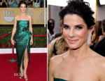 Sandra Bullock In Lanvin – 2014 SAG Awards