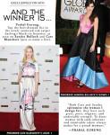 Sandra Bullock & Cate Blanchett's Prabal Gurung Red Carpet Gowns