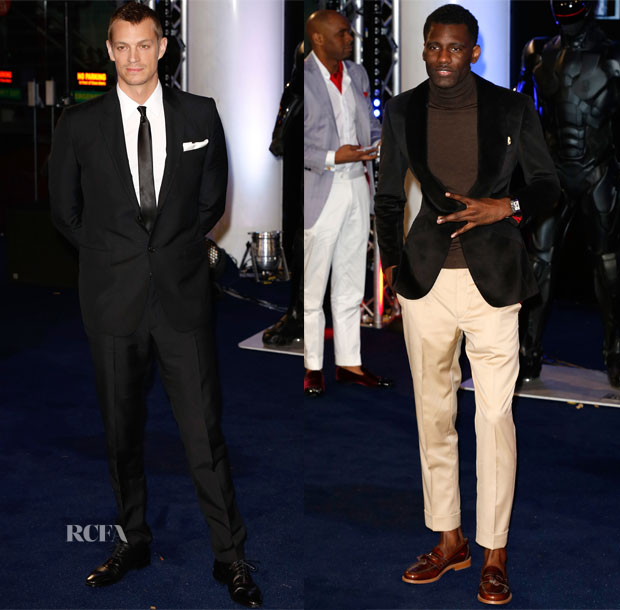 'RoboCop' World Premiere Menswear Roundup