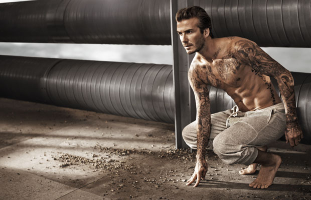 David Beckham for H&M Bodywear