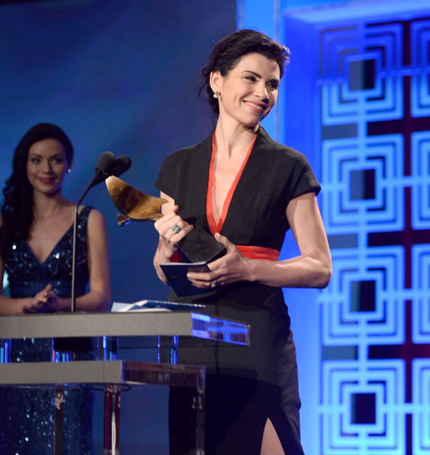 Julianna Margulies in L'Wren Scott
