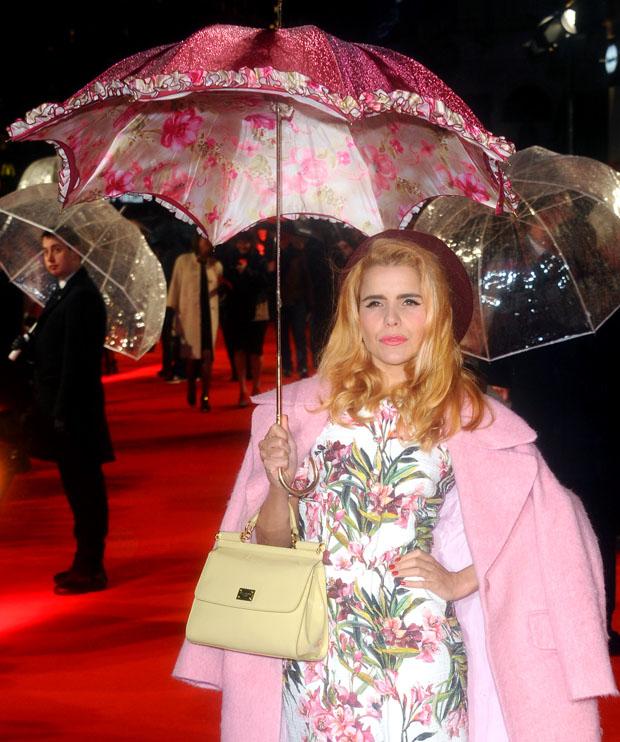 Paloma Faith in Dolce & Gabbana