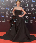 Silvia Abascal In Stéphane Rolland Couture - Goya Cinema Awards 2014