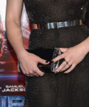 Abbie Cornish's Edie Parker clutch