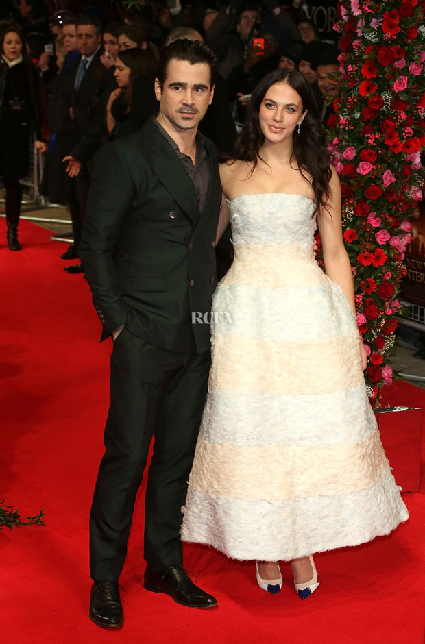 Jessica Brown Findlay in Christian Dior Couture